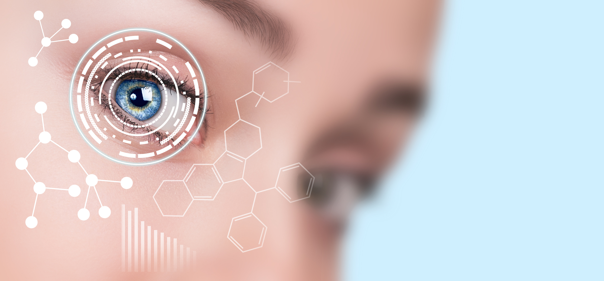 Droge ogen als gevolg van refractieve chirurgie